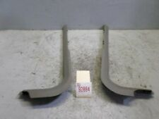 2003 Chevy Impala Left Right Front Door Inner Foot Sill Plate Panel Cover 28877