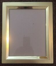 Gold Picture Frame - 8 by 10 inches