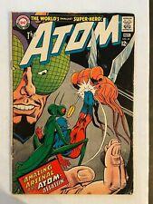 The Atom #33 Comic Book