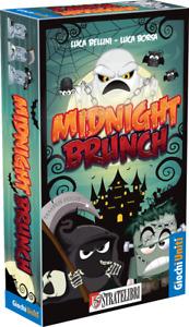 MIDNIGHT BRUNCH CARD GAME BRAND NEW & SEALED