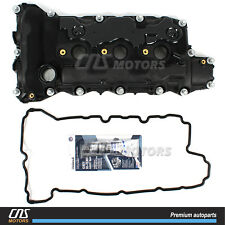 Engine Valve Cover LEFT for 08-17 Buick Cadillac Chevrolet GMC Saturn 3.0L 3.6L