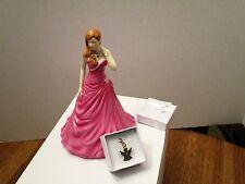 Royal Doulton Pretty Ladies CHARM ANGEL Swarovski crystal NO Box