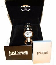 Just Cavalli Women's Wrist Watch Stainless Steel White Water Resistant