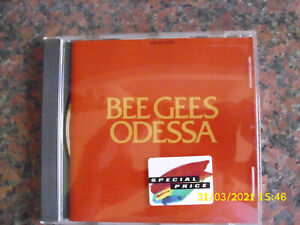 Bee Gees- Odessa, CD