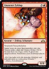 Erratic Cyclops / Unsteter Zyklop (mint, Gilden von Ravnica, deutsch)