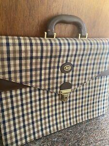Vintage Aquascutum Bag
