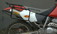 HONDA XR400R WHOLE-WELDED LUGGAGE RACK CARRIER SYSTEM BIKE MOTORCYCLE