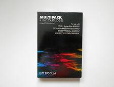 4 EPSON COMPATIBLE INK CARTRIDGES SX230 SX235W SX420W