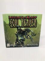 Legacy of Kain: Soul Reaver (PC, 1999) w/ Bonus Demo Disc And Game Manual