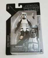 Star Wars Black Series Archive Scout Trooper Action Figure