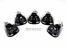 VMS 99-14 CLEAR CAB ROOF RUNNING MARKER LIGHTS 5 PIECE FORD F SERIES SUPERDUTY