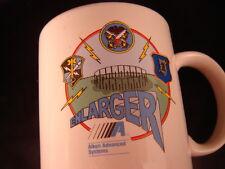 "cup mug vintage  ""Enlarger"" Aiken Advanced Systems logo coffee tea hot choco.art"