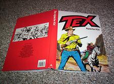 LIBRO CARTONATO TEX APACHE KID 1° EDIZIONE 2003 MONDADORI TIPO ZAGOR MARK FORD