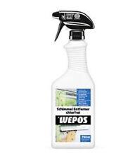 WEPOS Schimmel Entferner 750ml CHLORFREI Anti Schimmel Spray