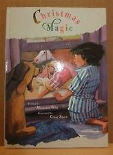 Christmas Magic Margaret Wild Craig Smith Hb Australian vintage book 1992