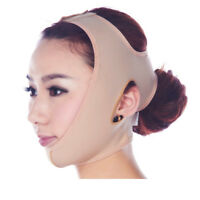 Chin Cheek Lift Up Slimming V Face Slim Mask Ultra-thin Belt Strap Band Skin US