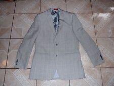 Alfani Macys Mens Suit Sports Blazer Coat Jacket 40 Long New with Tags