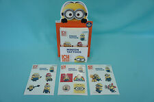 Minions Tattoo 1 x Display 48 = 240 Tattoos Bögen Neu OVP DESPICABLE ME MINION