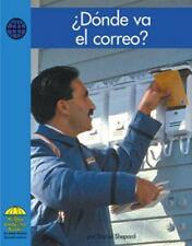 Donde Va El Correo? (Yellow Umbrella Books (Spanish)) (Spanish Edition)