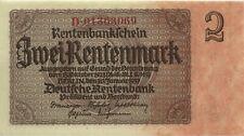 Ro.167c 2 Rentenmark 1937 Firmendruck (1)
