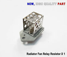 Peugeot 406 607 807 Partner Radiator Fan Motor Resistor Relay 1267A9 New