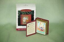 Hallmark Keepsake Ornament Humpty Dumpty Mother Goose 1993 1st In Series + Box