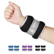 5BILLION Wrist Weights Walking Hand Weights Reflective Arm Leg Fitness Gym Run