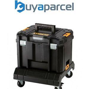 Dewalt DWST1-71195 TSTAK VI Deep Tool Storage Case with Wheeled Cart Trolley