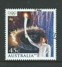AUSTRALIA 2000 CATHY FREEMAN OPENING CEREMONY FINE USED