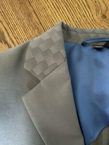 vivienne westwood mens suit, Lightweight Grey With Collar Detail