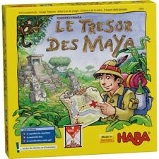 Jeu de société Le trésor des mayas - Haba