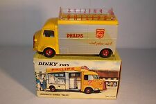 "1960's Dinky Toys #587 Camionnette Citroen ""Phillips"" Food Van, Boxed Original"