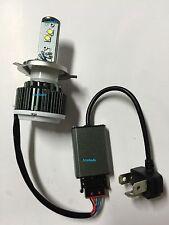 Motorcycle Bikec Cree Chips 40W 3600LM White 1x LED Headlight Bulb H4 Hi/Lo 9003