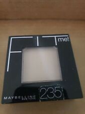 "MAYBELLINE ""FITme Pressed Powder"" (#235 - PURE BEIGE)"