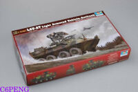 Trumpeter 00372 1/35 USMC LAV-AT Anti-Tank Vehicle Hot