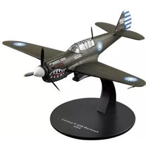 1:72 Modelo Curtiss P-40N Warhawk USAF Escala de Metal Avión IXO Deagostini WW2