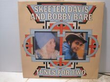 SKEETER DAVIS & BOBBY BARE Tunes For Two  FREE UK POST