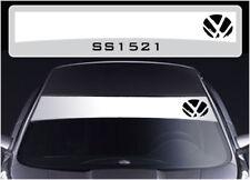 Ss1521 Volkswagen Transporter T4 T5 Camper gráficos Stickers Calcomanías sunstrip