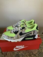 Nike Air Max 90 SP Duck Camo Green CW4039-300 Men's Size 10 Deadstock