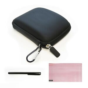 5-inch Hard Shell Carrying Case For Garmin Drive 51 LM / 51 LMT-S / 52 GPS - HC5