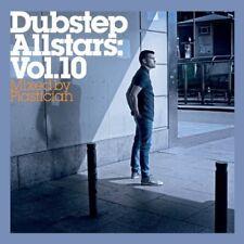 DUBSTEP ALLSTARS 10  CD NEW