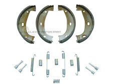BMW E36 320 325 328 REAR HAND BRAKE SHOES & FITTING KIT CLIPS SPRINGS FOR DISCS