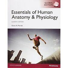 Essentials of Human Anatomy & Physiology, Global Edition by Elaine N. Marieb (Paperback, 2014)