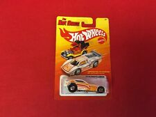 1:64 Hot Wheels The Hot Ones '77 Plymouth Arrow White