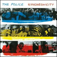 POLICE - SYNCHRONICITY D/Remaster CD ~ EVERY BREATHE YOU TAKE ++ STING THE *NEW*
