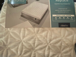 NEW - Tempur-Pedic EasyRefresh Replacement Cover Cloud Supreme TWIN- XL