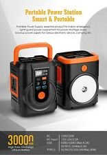 Solar Powered Generator Backup Portable Electric Power Station For Home Camping