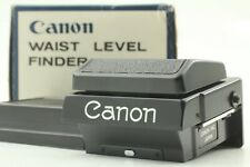 [Top Mint IN BOX] Canon Waist Level Finder For F-1 Film Camera From JAPAN #18