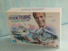 ROBSON GREEN EXTREME FISHING ULTIMATE COLLECTION DVD NEW SEASON 1 TO 7 SPECIALS