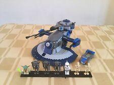 Lego Star Wars 8018 tanque de asalto blindado (AAT) 100% Completo + instrucciones